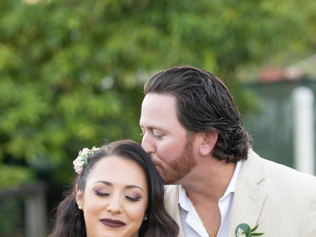 Brandon and Christie's Wedding in Homestead, Florida 6