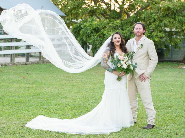 Brandon and Christie's Wedding in Homestead, Florida 1