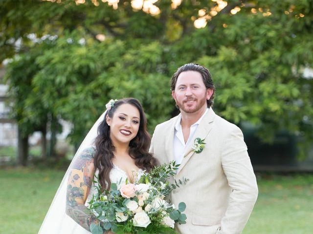Brandon and Christie's Wedding in Homestead, Florida 8