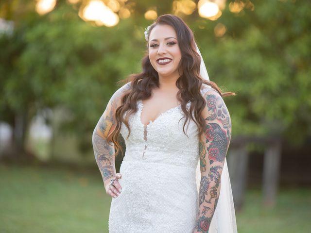 Brandon and Christie's Wedding in Homestead, Florida 9