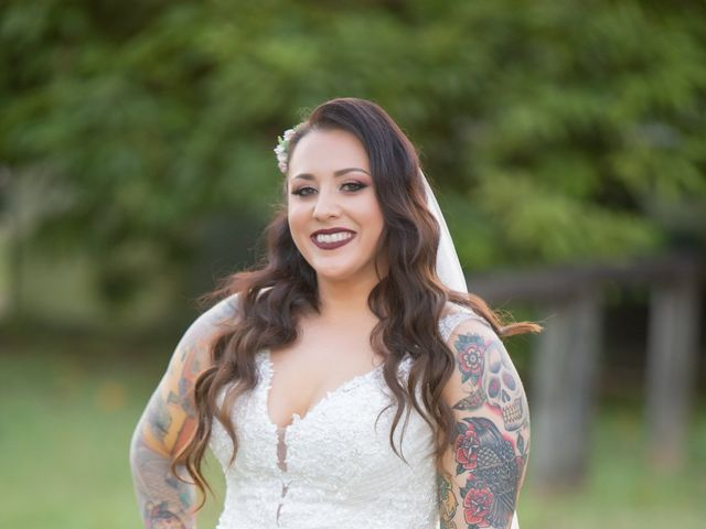 Brandon and Christie's Wedding in Homestead, Florida 10