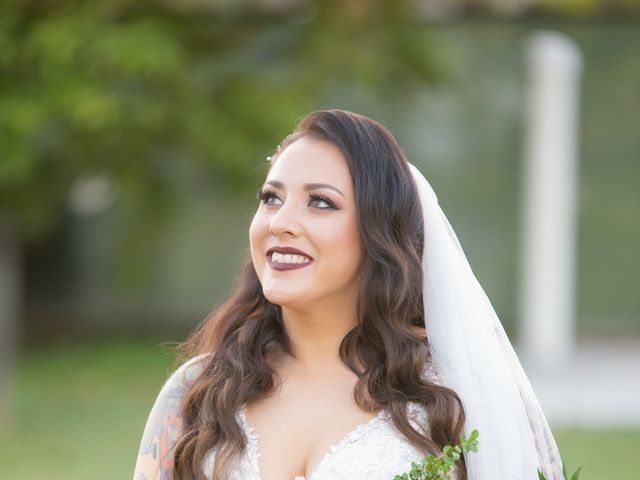 Brandon and Christie's Wedding in Homestead, Florida 11