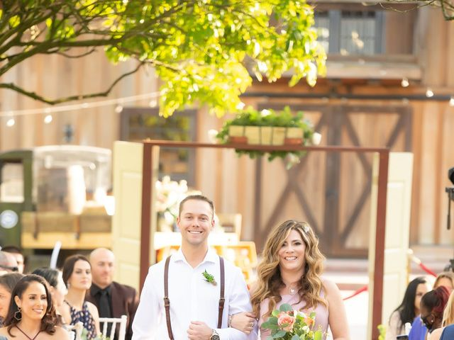Brandon and Christie's Wedding in Homestead, Florida 20