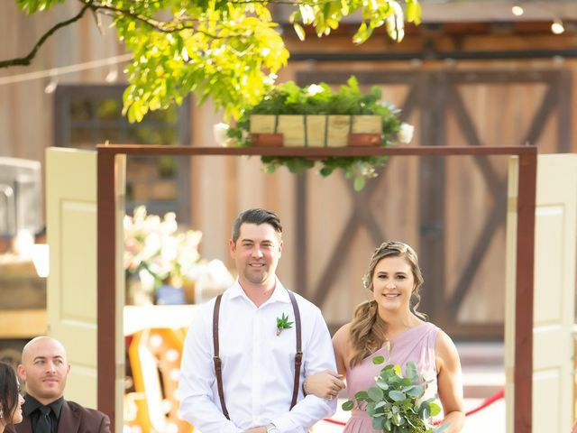 Brandon and Christie's Wedding in Homestead, Florida 21