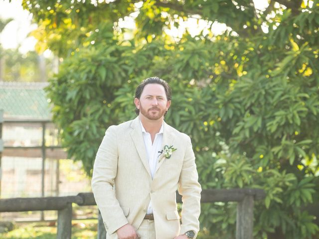 Brandon and Christie's Wedding in Homestead, Florida 23