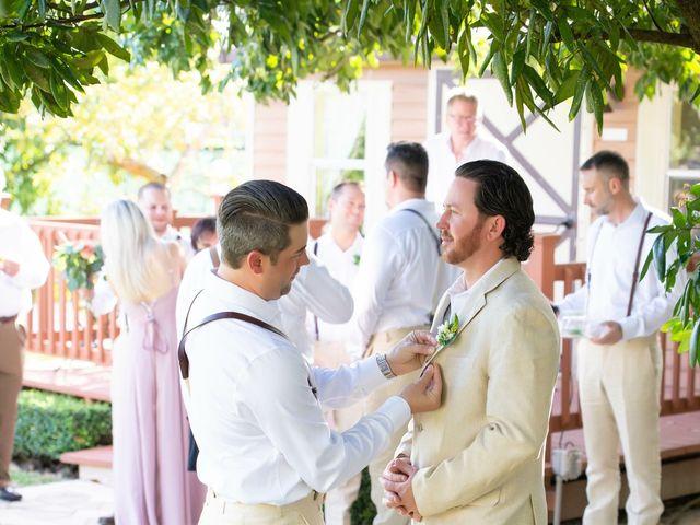 Brandon and Christie's Wedding in Homestead, Florida 24
