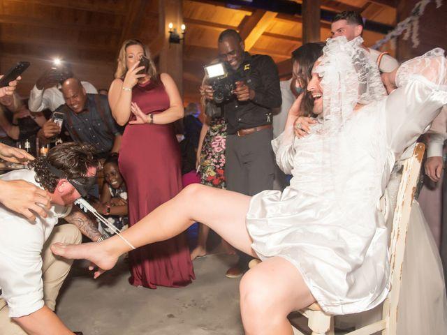 Brandon and Christie's Wedding in Homestead, Florida 30