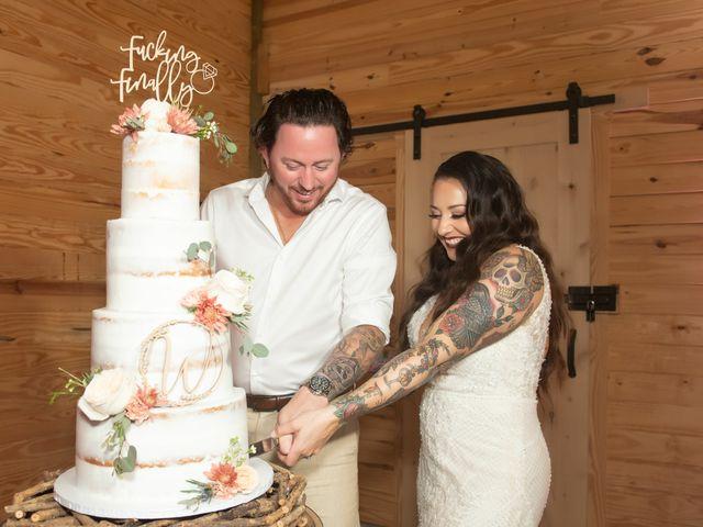 Brandon and Christie's Wedding in Homestead, Florida 36