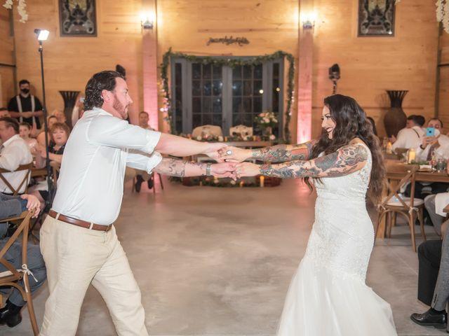 Brandon and Christie's Wedding in Homestead, Florida 39