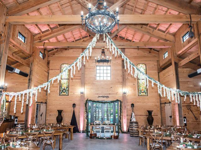 Brandon and Christie's Wedding in Homestead, Florida 42