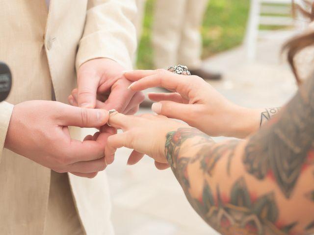 Brandon and Christie's Wedding in Homestead, Florida 47