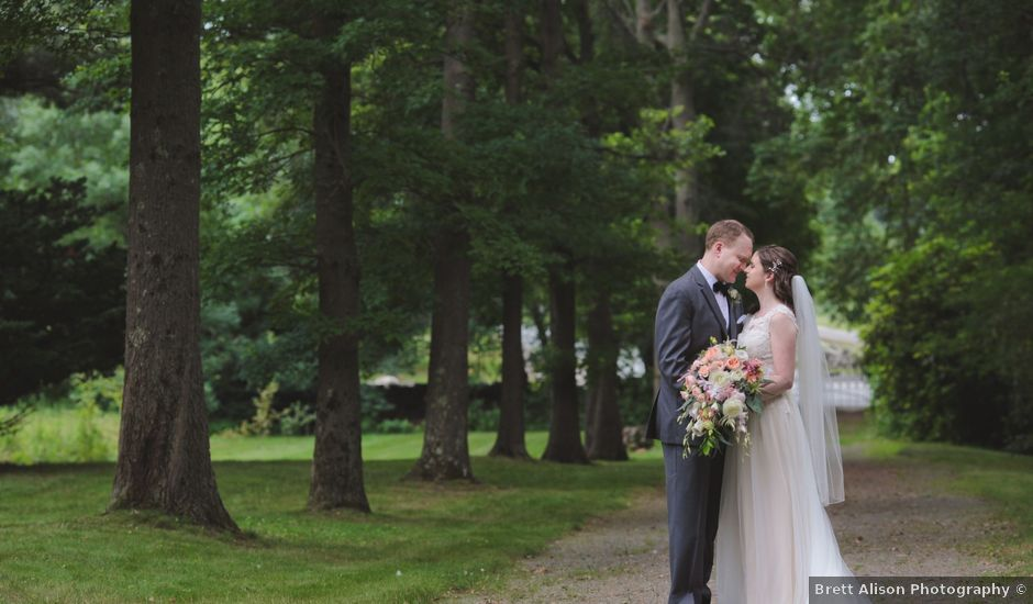 Michael and Ashley's Wedding in Danvers, Massachusetts