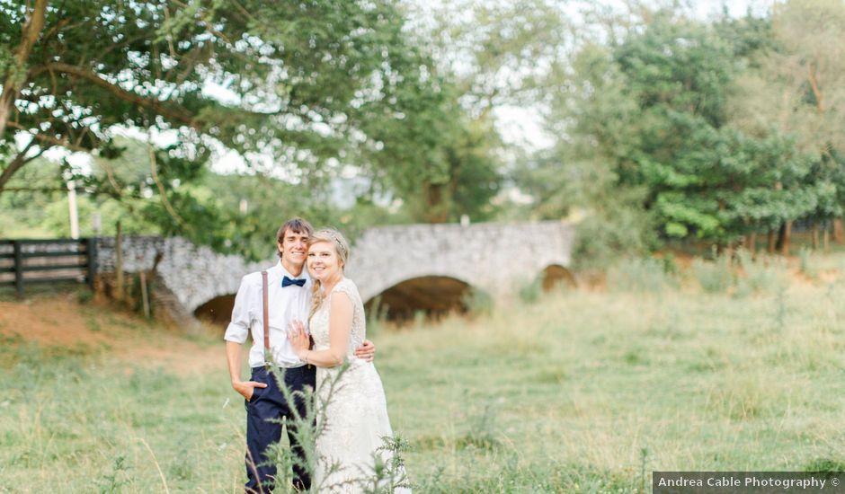 Michael and Samantha's Wedding in Harrisonburg, Virginia