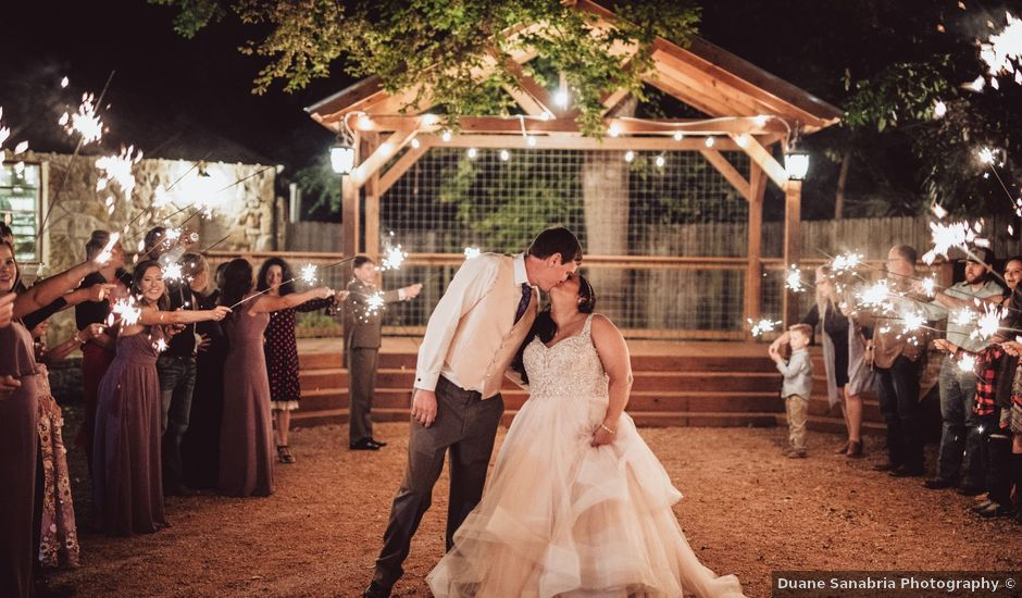 Rikki and Timothy's Wedding in Boerne, Texas