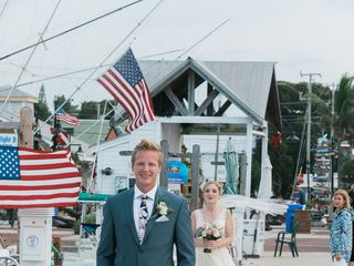 Emily and William's Wedding in Key West, Florida 7