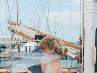 Emily and William's Wedding in Key West, Florida 8