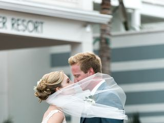 Emily and William's Wedding in Key West, Florida 9