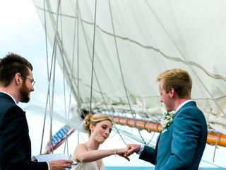 Emily and William's Wedding in Key West, Florida 16