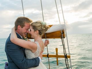 Emily and William's Wedding in Key West, Florida 19