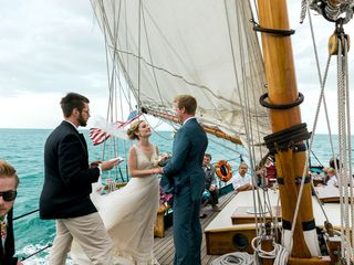 Emily and William's Wedding in Key West, Florida 14