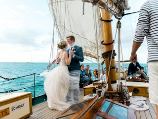 Emily and William's Wedding in Key West, Florida 18