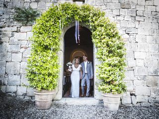 Rosemary and Colin's wedding in Italy 9