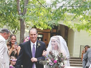 The wedding of Lorin and Craig 3