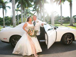 The wedding of Sarah and Alan