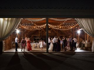 The wedding of LeAnn and Billy 1