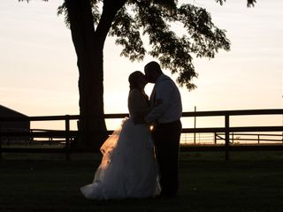 The wedding of LeAnn and Billy 3
