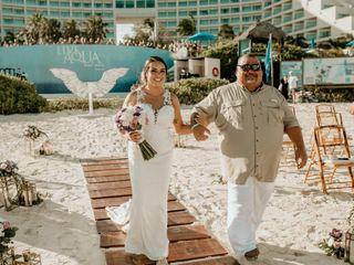 The wedding of Abby and Brandi 2