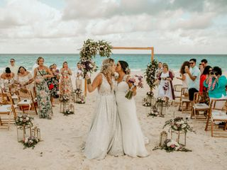 The wedding of Abby and Brandi 3