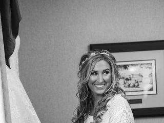 The wedding of Allison and Garrett 1