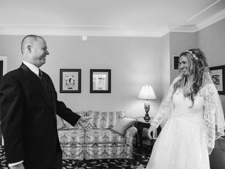 The wedding of Allison and Garrett 2