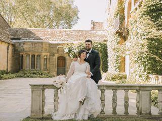 The wedding of David and Lauren