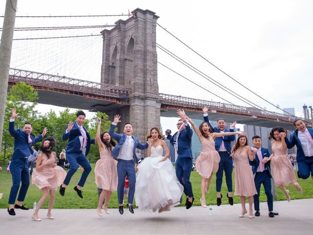 Lee and Kristina's Wedding in New York, New York 1