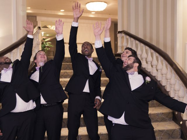 Ariel and Miracle's Wedding in Evanston, Illinois 2