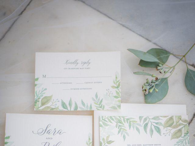 Rob and Sara's Wedding in Alexandria, Virginia 5