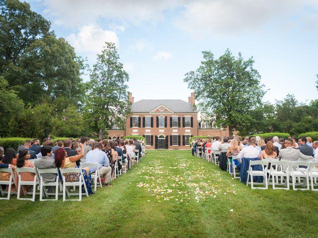 Rob and Sara's Wedding in Alexandria, Virginia 10