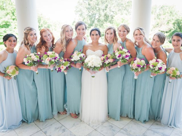 Rob and Sara's Wedding in Alexandria, Virginia 15