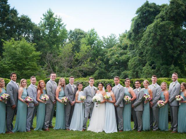 Rob and Sara's Wedding in Alexandria, Virginia 19