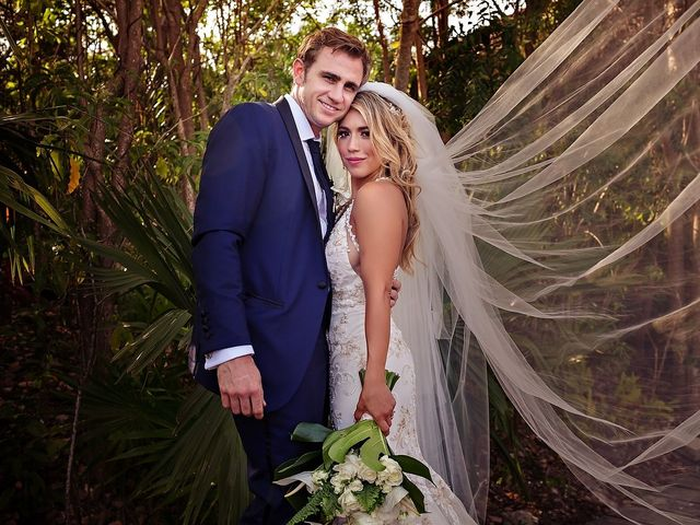 The wedding of Daniela and Sean