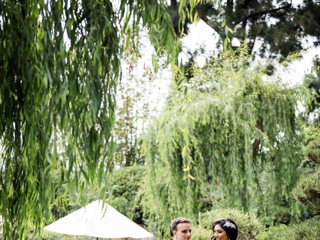 Danny and Nisha's Wedding in Long Beach, California 1