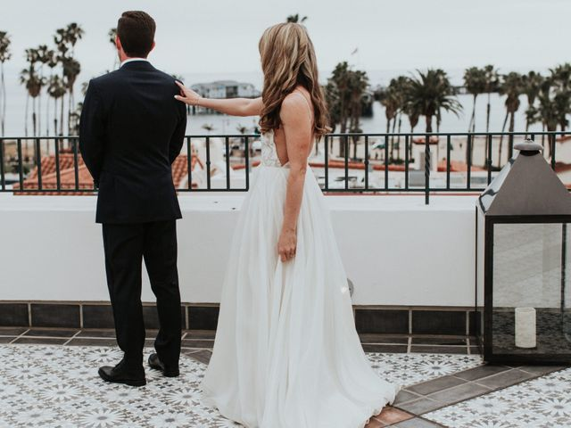 Shaun and Megan's Wedding in Santa Barbara, California 5