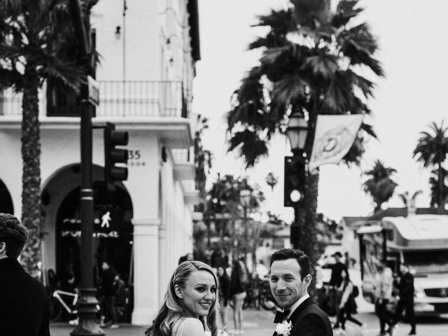 Shaun and Megan's Wedding in Santa Barbara, California 1