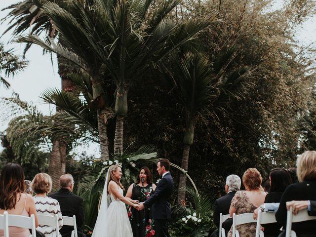 Shaun and Megan's Wedding in Santa Barbara, California 17