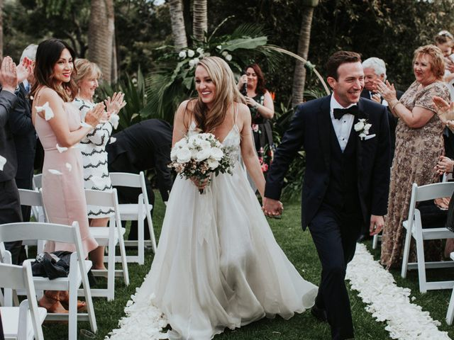 Shaun and Megan's Wedding in Santa Barbara, California 20