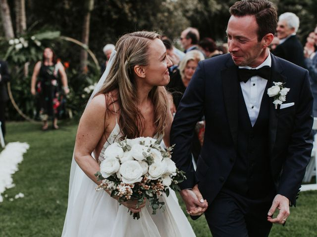 Shaun and Megan's Wedding in Santa Barbara, California 21