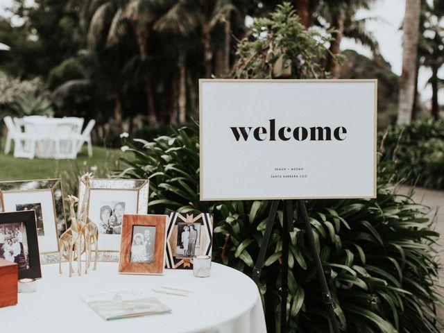 Shaun and Megan's Wedding in Santa Barbara, California 23