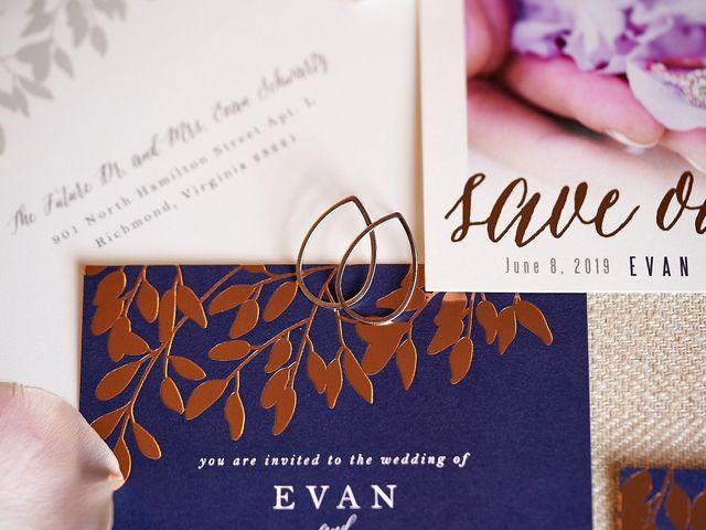 Jamie and Evan's Wedding in Prince George, Virginia 8